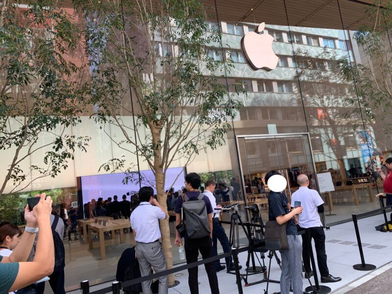 Apple福岡店が2019年9月28日オープンしました!これからの使い方