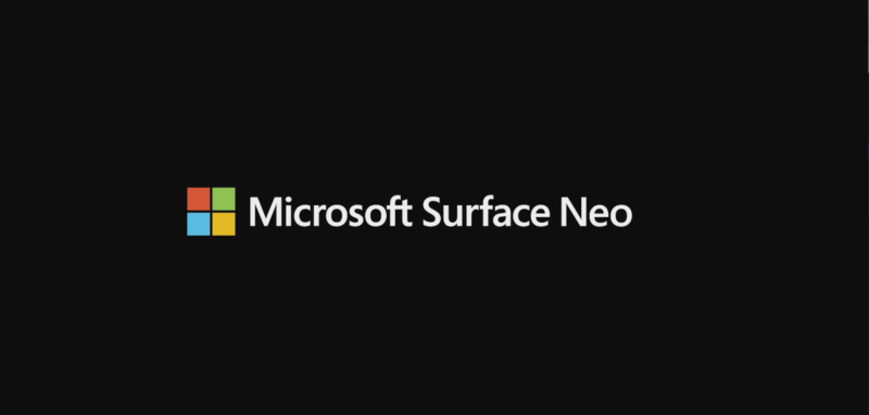 SurfaceNeoとSurfaceDuoのスペックと違い|発売は2020年末
