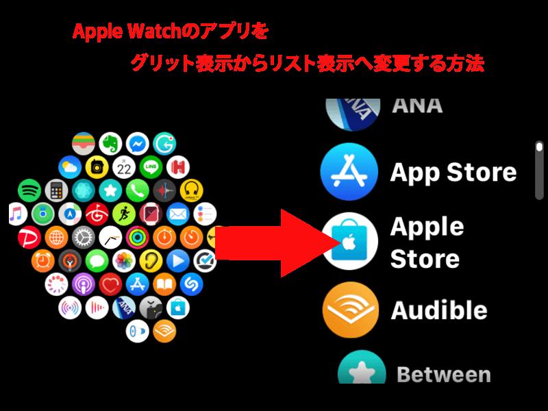 【最新版】Apple Watchアプリの表示/レイアウトを変更する方法