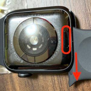 【最新版】Apple Watchのバンドの取り外し方と付け方ガイド