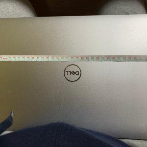 15インチクラスのノートパソコンは何センチ!?最新機種を計測!2019