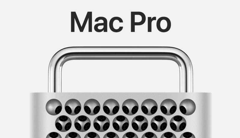 2019年新型Mac Proのスペック価格・発売日は?メモリ最大1.5TB